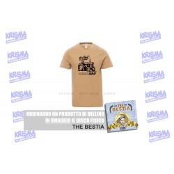 "T-Shirt ""Agrorap"" + CD OMAGGIO"