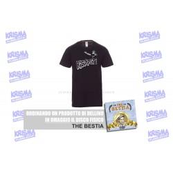 """T-Shirt """"Riciapèt"""" + CD..."""