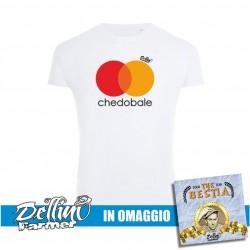 "T-Shirt ""CHEDOBALE"" + CD..."