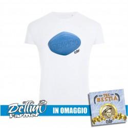 """T-Shirt """"TIRAPICIO"""" + CD..."""